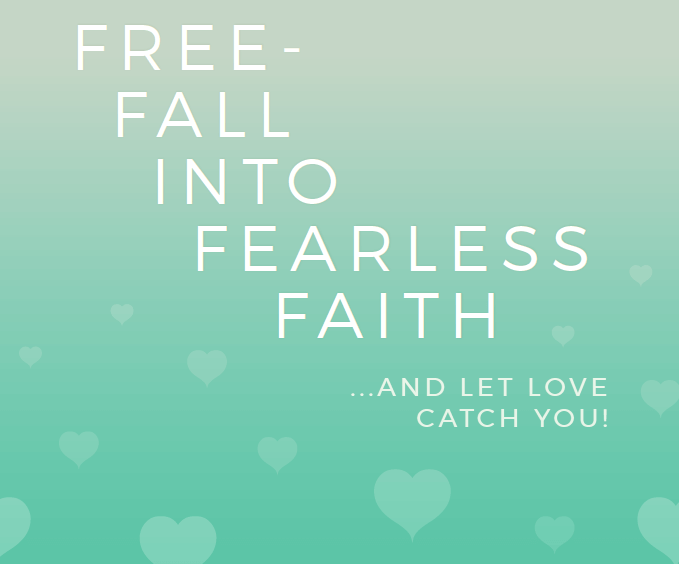 free fall into love