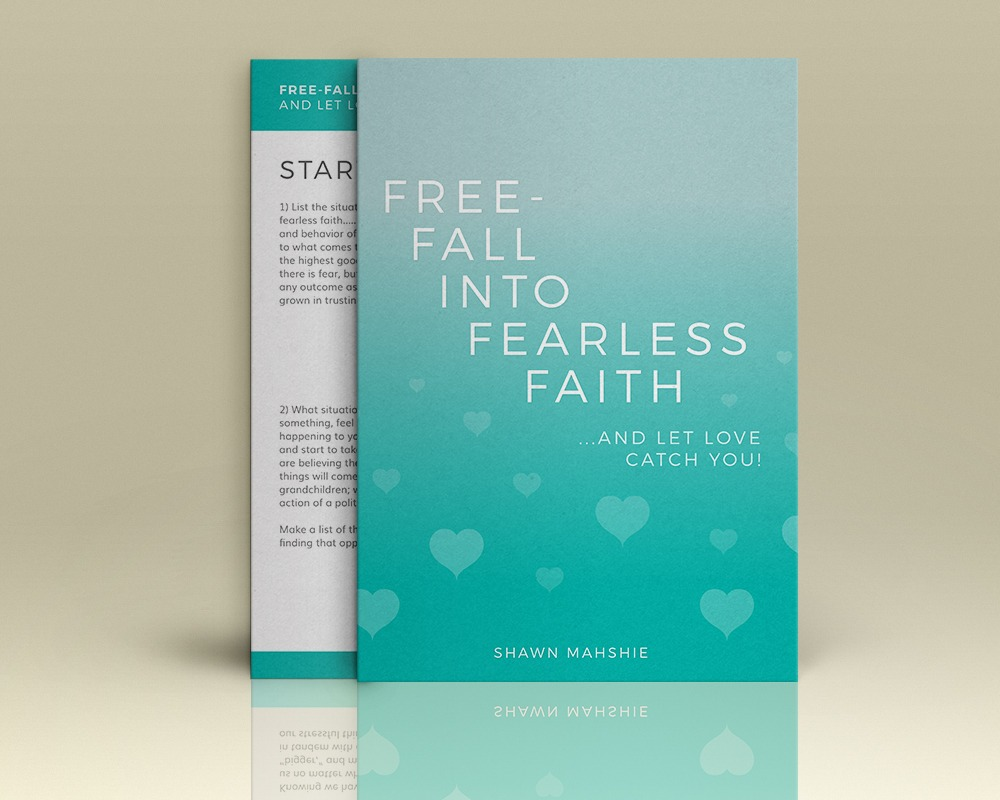 Free-Fall into Fearless Faith